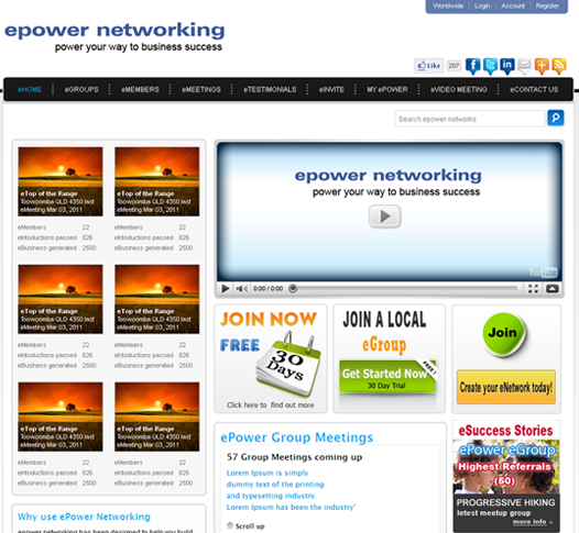 ePower Networking